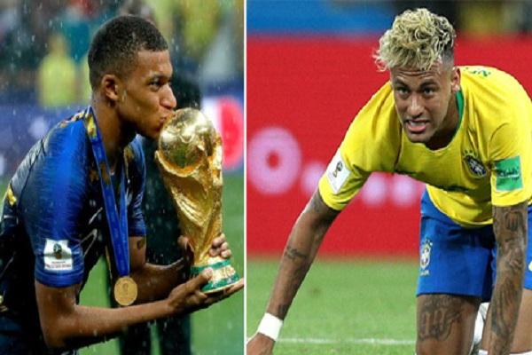 Neymar thất bại nặng nề