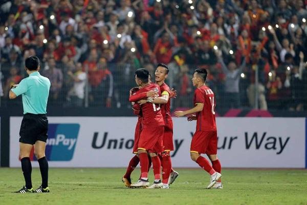 Việt Nam dứt điểm nhiều nhất AFF Cup 2018