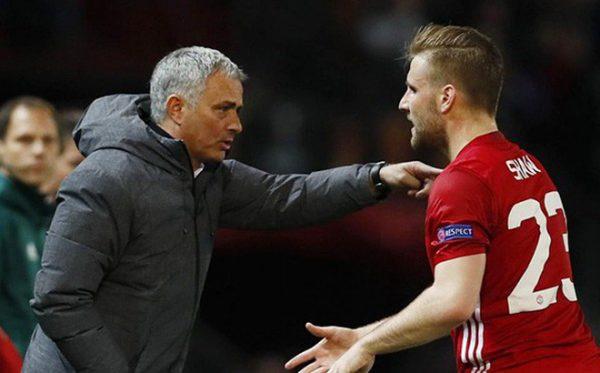 Luke Shaw đưa ra lời khuyên cho các cầu thủ trẻ Man Utd