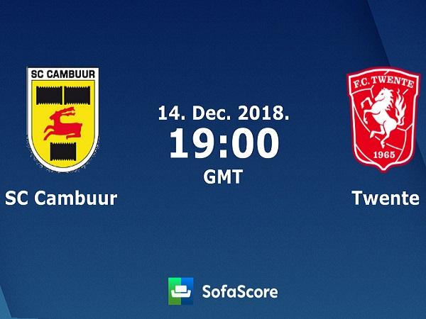 Nhận định Cambuur vs Twente