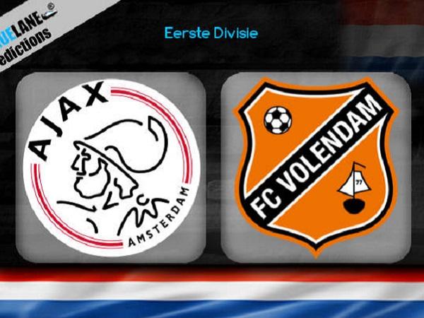 Nhận định Jong Ajax vs Volendam