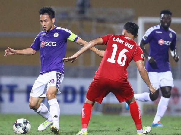 Trận chung kết sớm giữa Hà Nội và TPHCM tại vòng 7 V-League