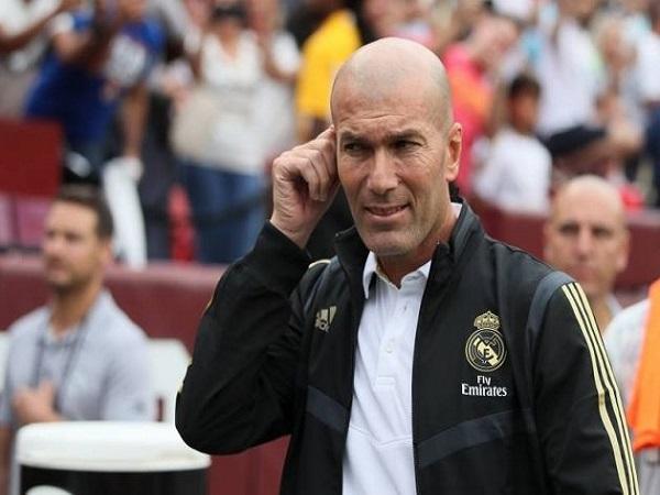 Zinedine Zidane chưa bao giờ thua một điều