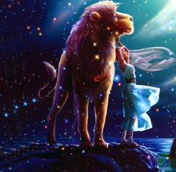 Cung sư tử có biểu tượng là một chú sư tử dũng mãnh