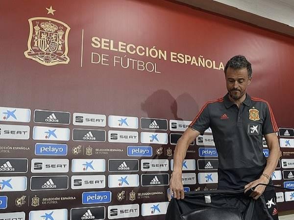 Đội tuyển Tây Ban Nha chính thức bổ nhiệm Luis Enrique làm HLV trưởng mới