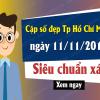 Soi cầu xổ số HCM ngày 11/11 từ các chuyên gia