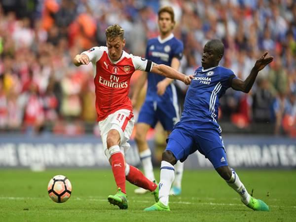 Arsenal vs Chelsea: Trận đấu không biểu tượng