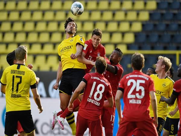 Dortmund - Bayern Munich: Siêu bất ngờ