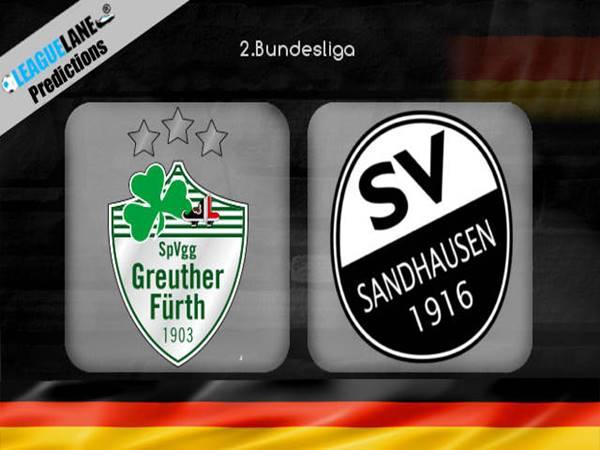 Nhận định Greuther Furth vs Sandhausen, 23h30 ngày 05/6