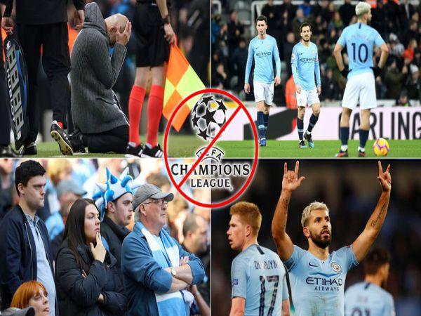 Man City chờ đợi phán quyết của UEFA.