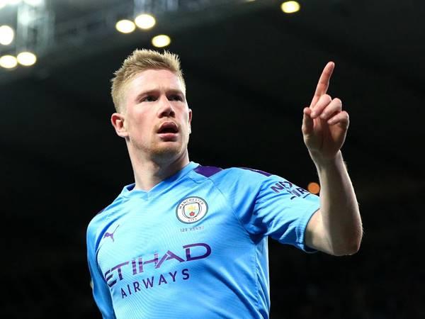 Bóng đá Anh 17/8: De Bruyne giành danh hiệu cầu thủ hay nhất mùa