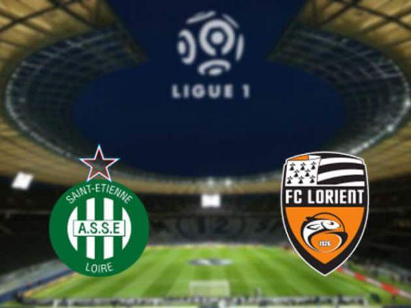 Nhận định kèo St-Etienne vs Lorient, 30/08/2020 – VĐQG Pháp