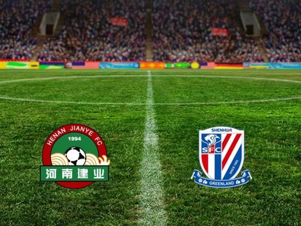 Soi kèo Henan Jianye vs Shanghai Shenhua 17h00, 24/08 - VĐQG Trung Quốc