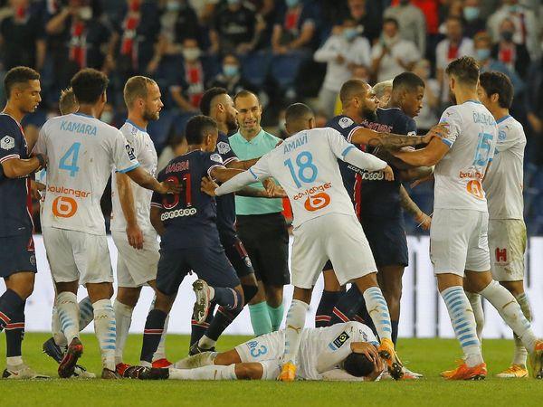 Bóng đá quốc tế 14/9: PSG tiếp tục bại trận ở Ligue 1 trong trận cầu 5 thẻ đỏ