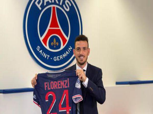 Tin bóng đá chiều 12/9: PSG chiêu mộ thành công Alessandro Florenzi
