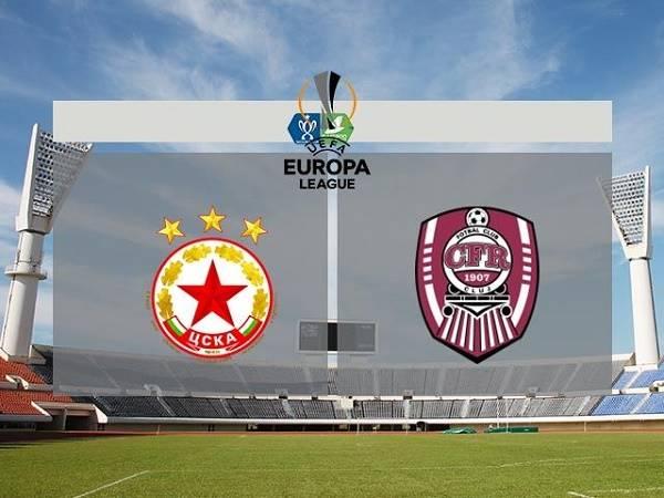 Soi kèo CSKA Sofia vs CFR Cluj 23h55, 22/10 - Europa League