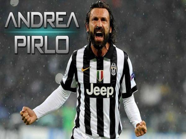 Tiểu sử Andrea Pirlo – Thông tin sự nghiệp cầu thủ của Andrea Pirlo