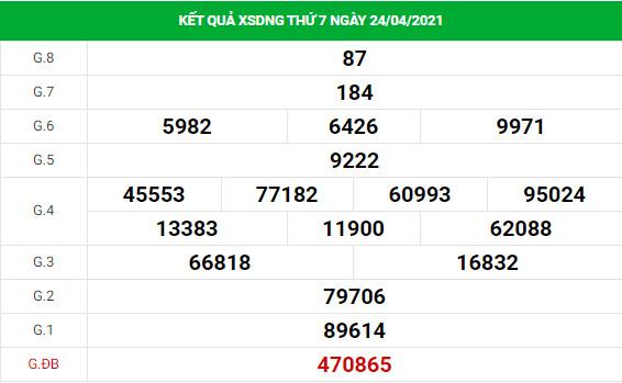 Phân tích kết quả XS Quảng Nam ngày 28/04/2021