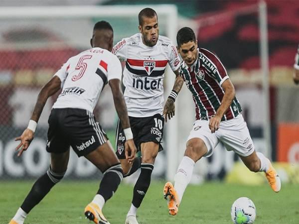 Nhận định kèo Sao Paulo vs Fluminense