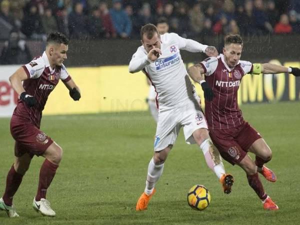 Thông tin trước trận Steaua Bucuresti vs CFR Cluj, 0h30 ngày 26/5