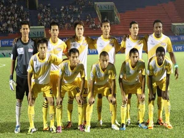 Thông tin về câu lạc bộ bóng đá Kiên Giang