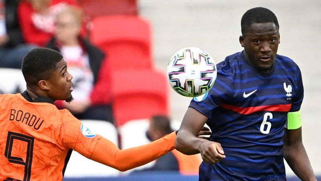 U21 Pháp của Ibrahima Konate choáng váng trước chiến thắng muộn của Hà Lan