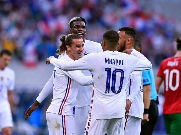 Tin thể thao sáng 9/6: Tây Ban Nha, Pháp đại thắng trước thềm Euro