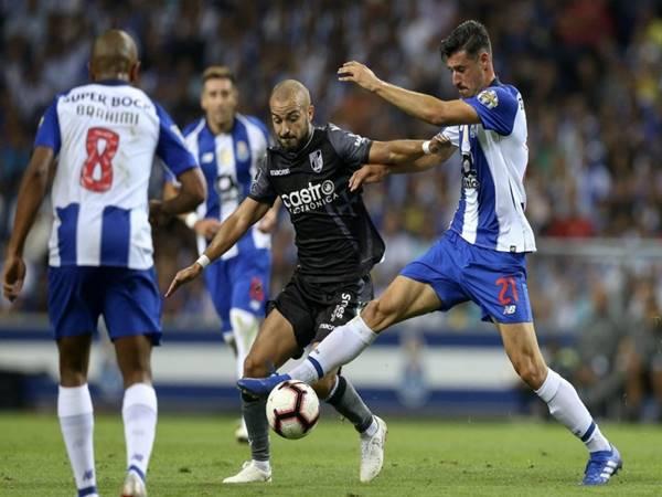 Nhận định Vitoria Guimaraes vs Leixoes (2h15 ngày 27/7)