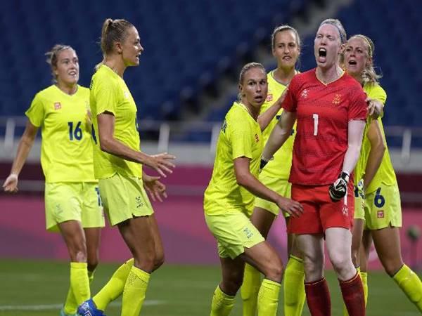 Nhận định bóng đá Nữ Australia vs Nữ Thụy Điển, 18h00 ngày 2/8
