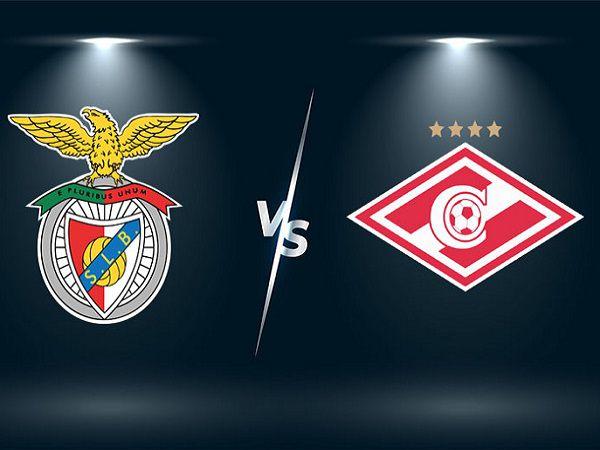Soi kèo Benfica vs Spartak Moscow – 02h00 11/08, Cúp C1 Châu Âu