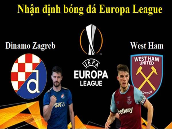 Nhận định kết quả Dinamo Zagreb vs West Ham, 23h45 ngày 16/9 Cup C2