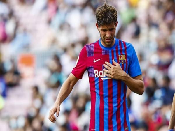 Tin Barca 11/9: Barcelona có nguy cơ mất trắng Sergi Roberto