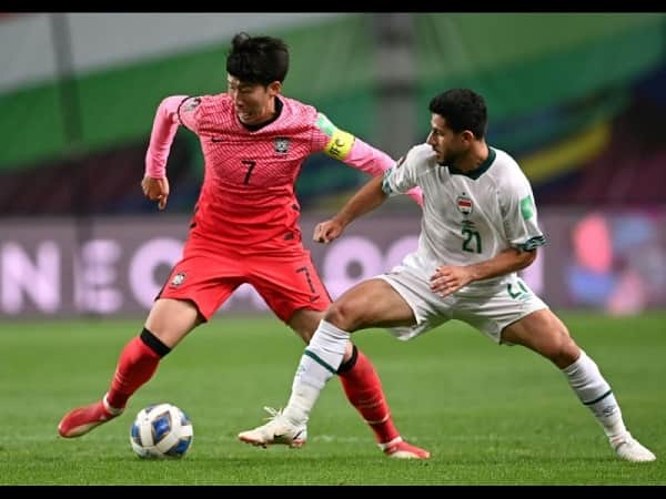 Nhận định Iran vs Hàn Quốc 12/10