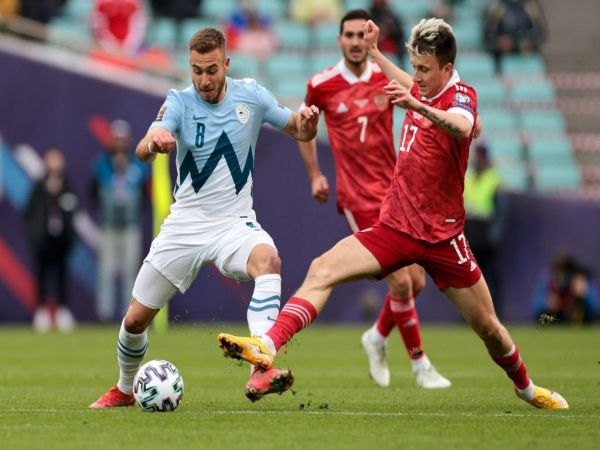 Soi kèo Slovenia vs Nga, 01h45 ngày 12/10 - VL World Cup 2022